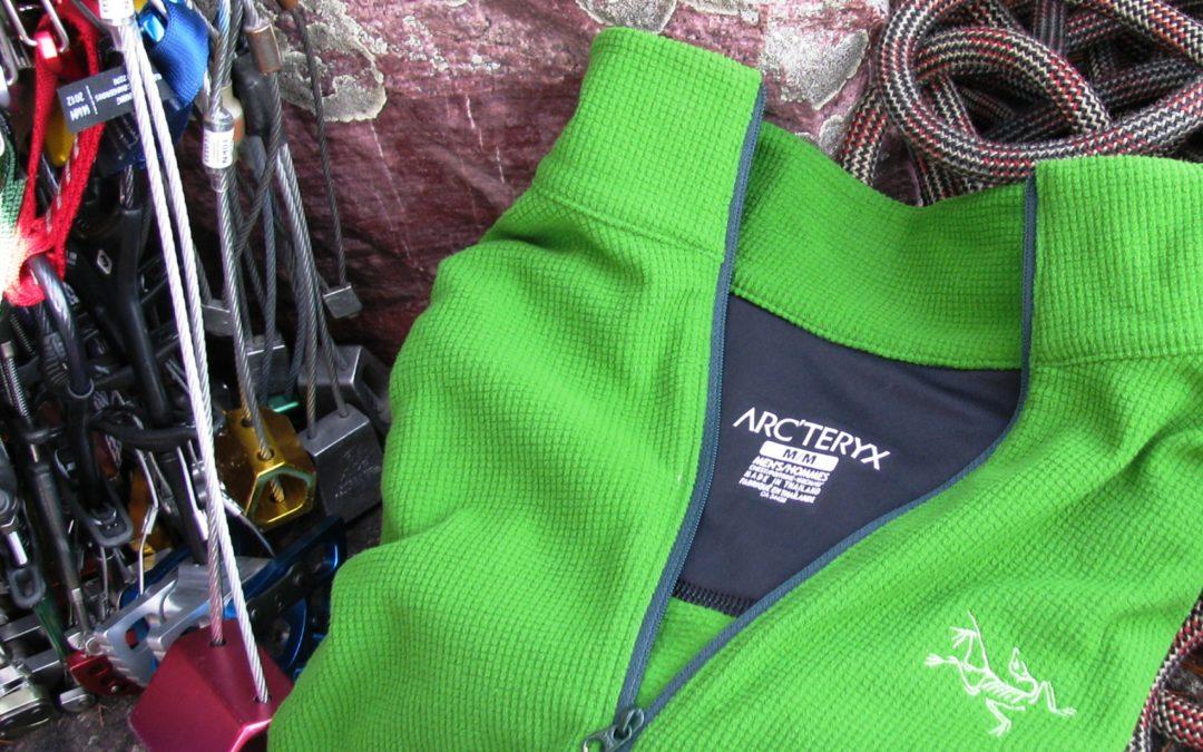 Arc'Teryx Delta LT Zip Sweater: An All-Season Layer