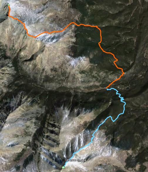 Elbert and Massive Trails