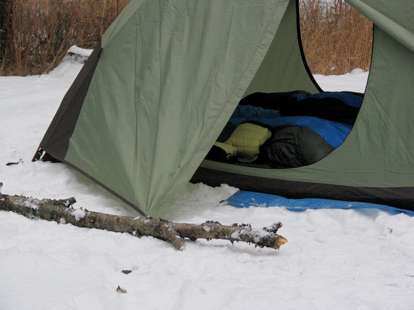 How To Set Your Tent in the Snow for Winter Camping