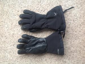 Arc'Teryx Zenta AR Gloves