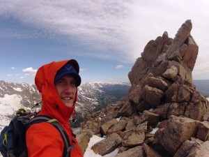 Longs Peak Keyhole