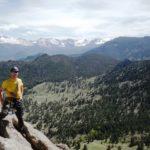 Lumpy Ridge Climbing