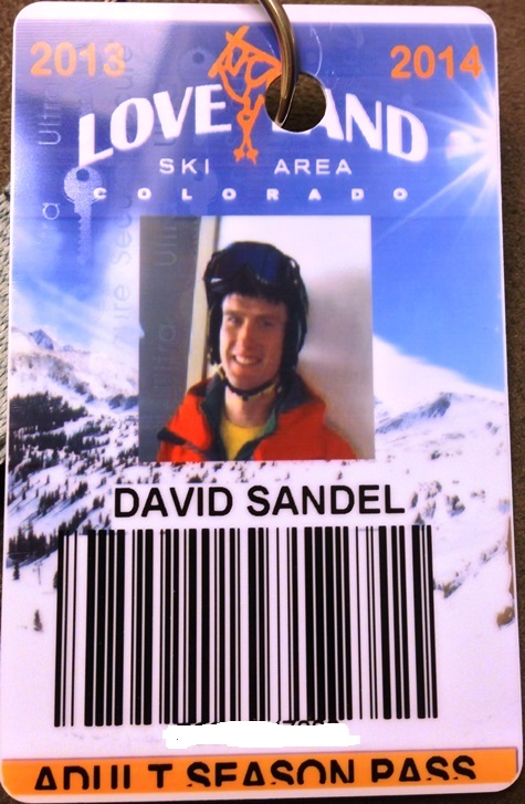 Loveland Ski Pass