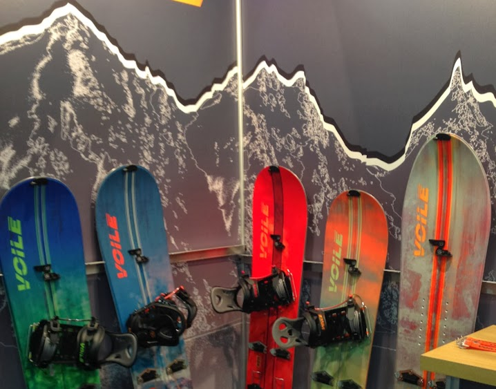 Updated 2014 Voile Splitboard – the Revelator