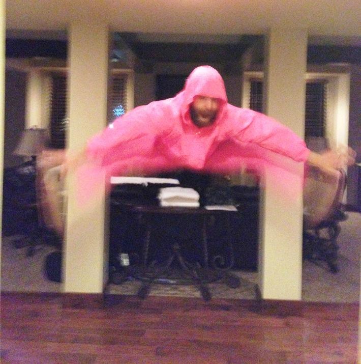 Jump splits