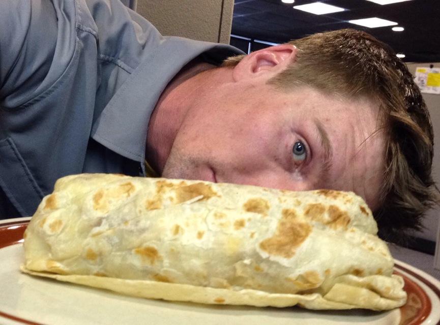 Burrito Weekend in Indian Creek