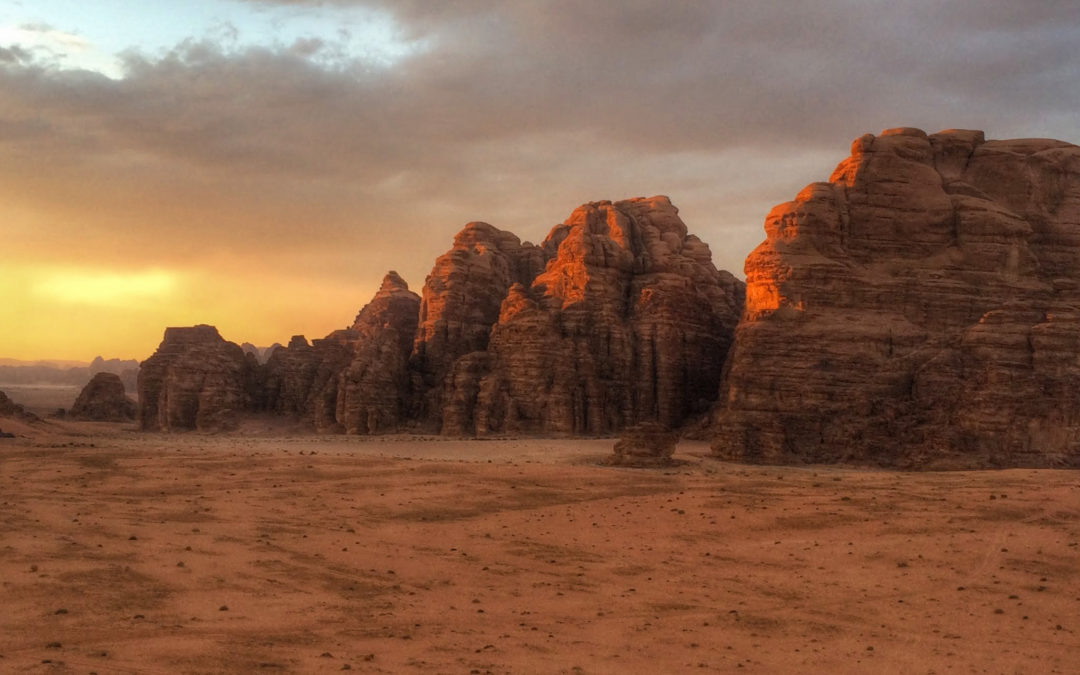 Visit Jordan – Wadi Rum: Mars on Earth