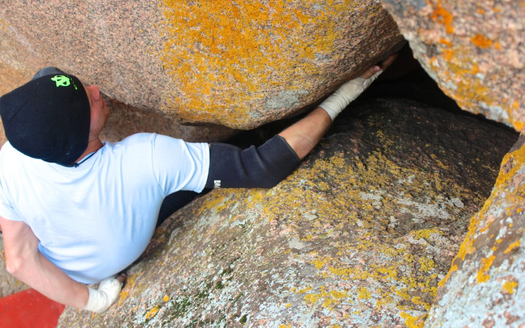Climbing Vedauwoo: The most fun you'll have not sending