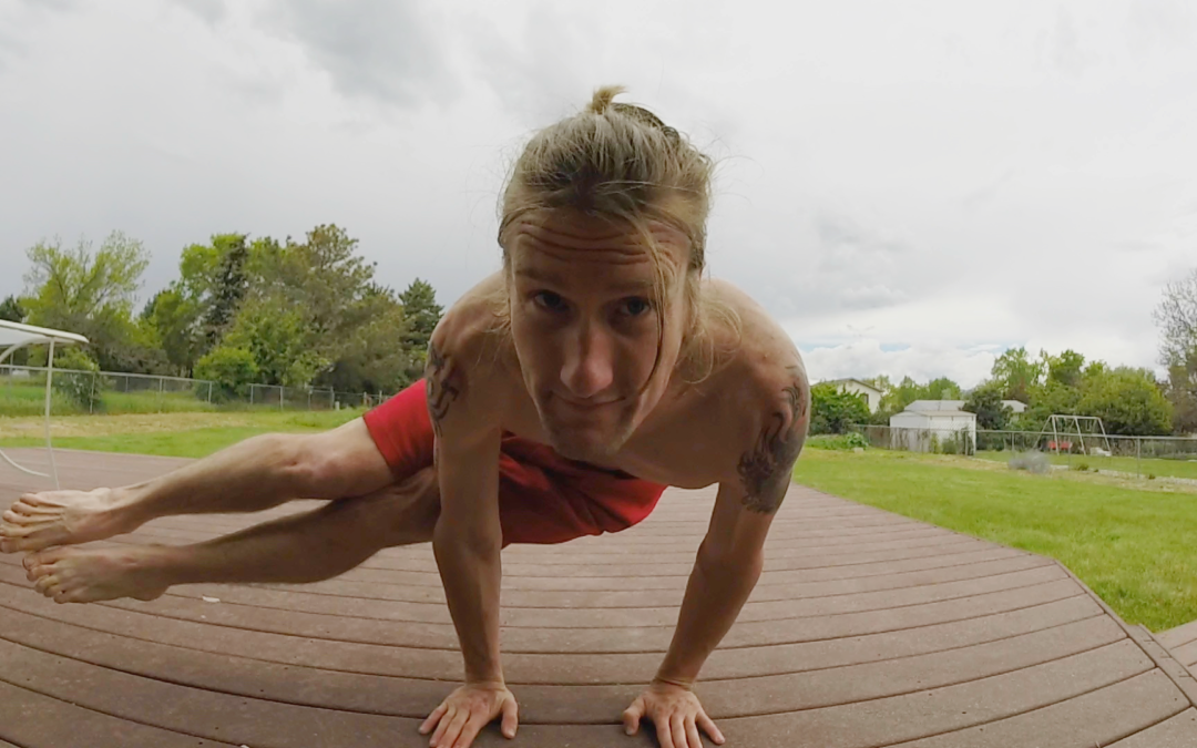 12 Days to Train for GoPro Vail Mountain Games