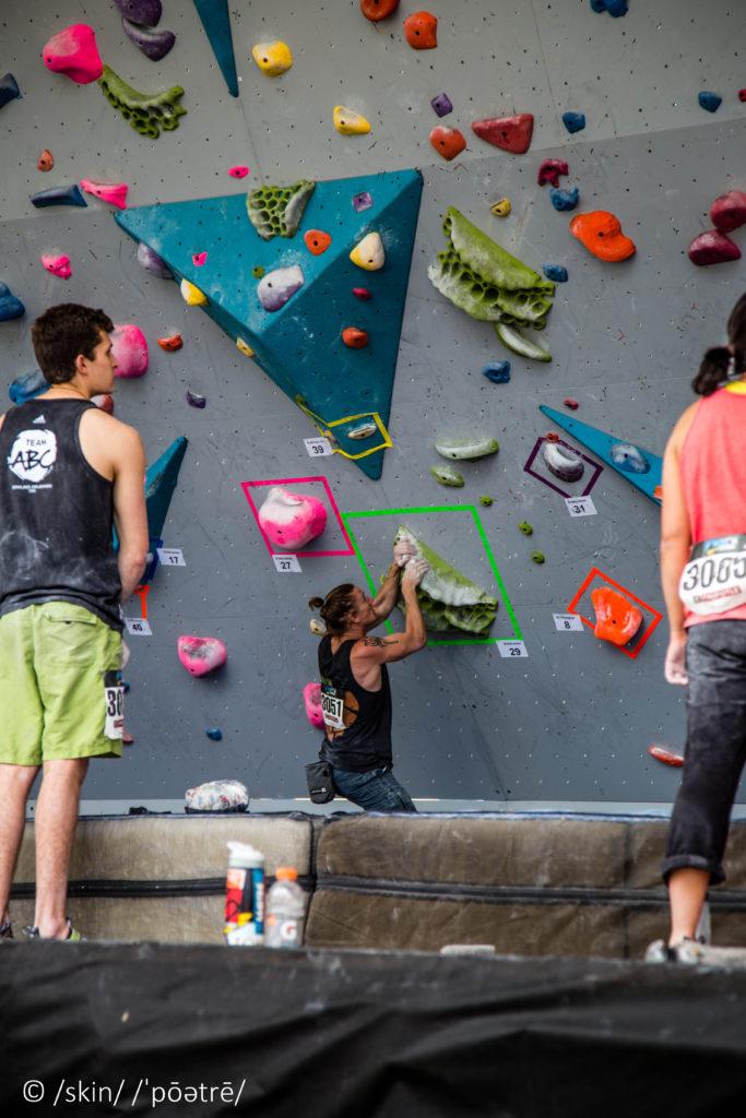 GoPro Bouldering Sit Start Campus