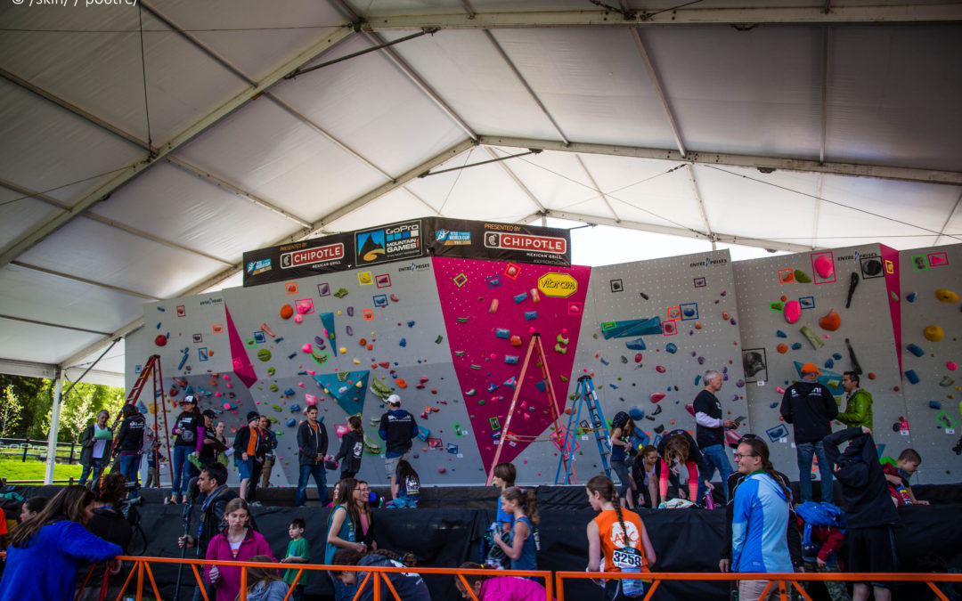 GoPro Mountain Games – Citizen's Bouldering Competition