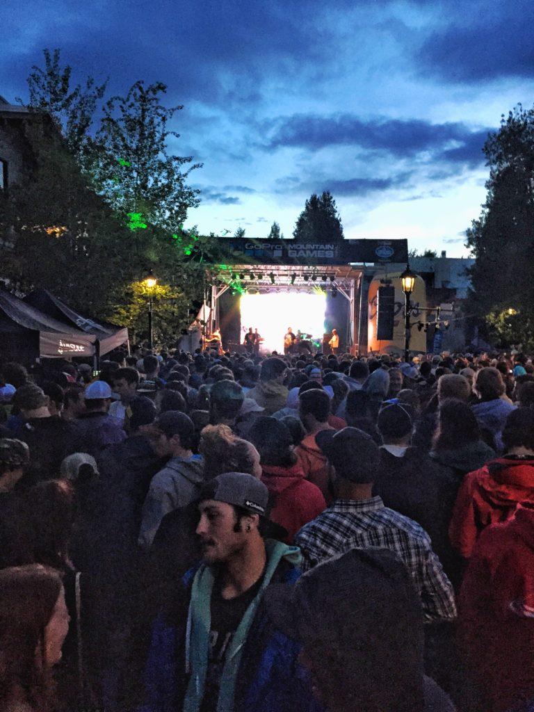 GoPro Mountain Games Concert