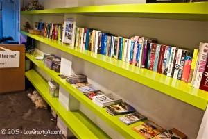 HQ Hostel Book Exchange