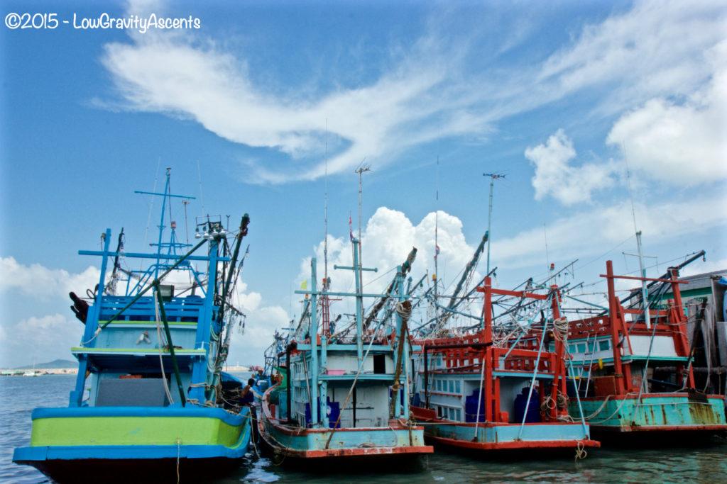 Ban Phe Ferry
