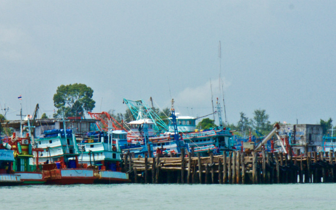 How to get to Ko Samet from Bangkok