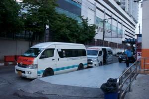 Thailand Minibus
