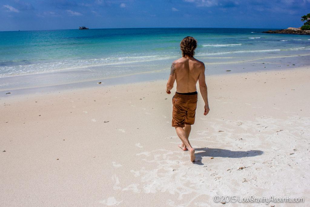 Ko Samet Ville beach