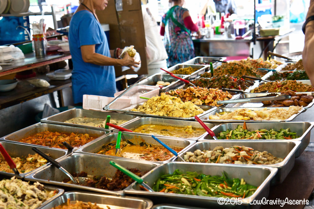 Names Of Thai Vegitable Food
