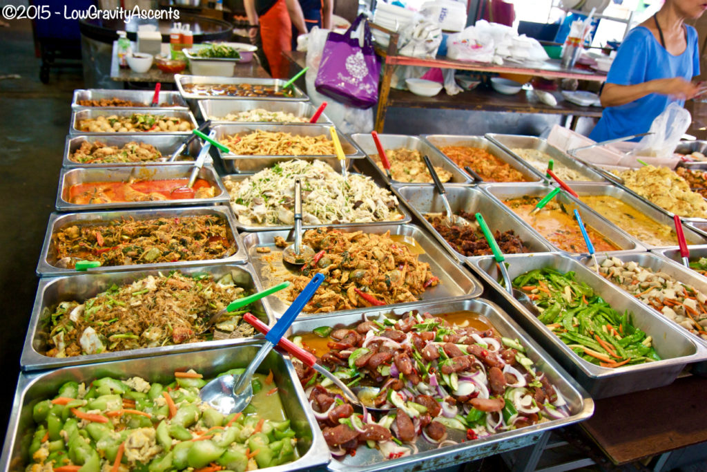 The Street Food of Thailand | Low Gravity Ascents