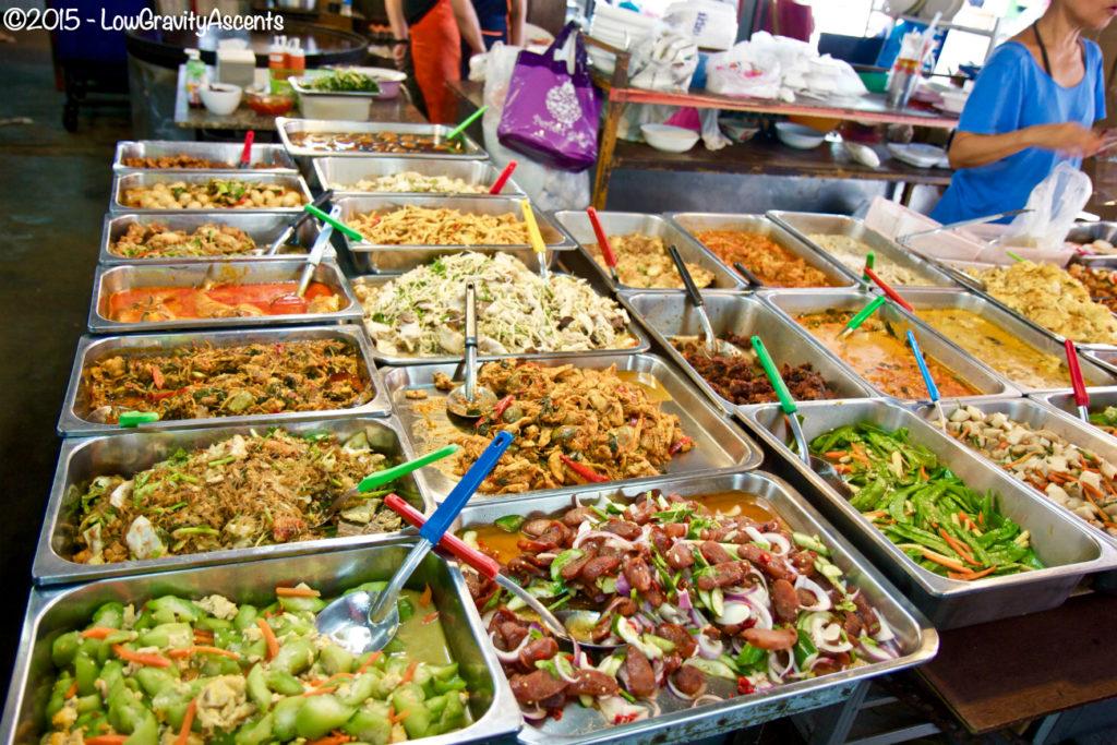 Thai Food Diarrhea