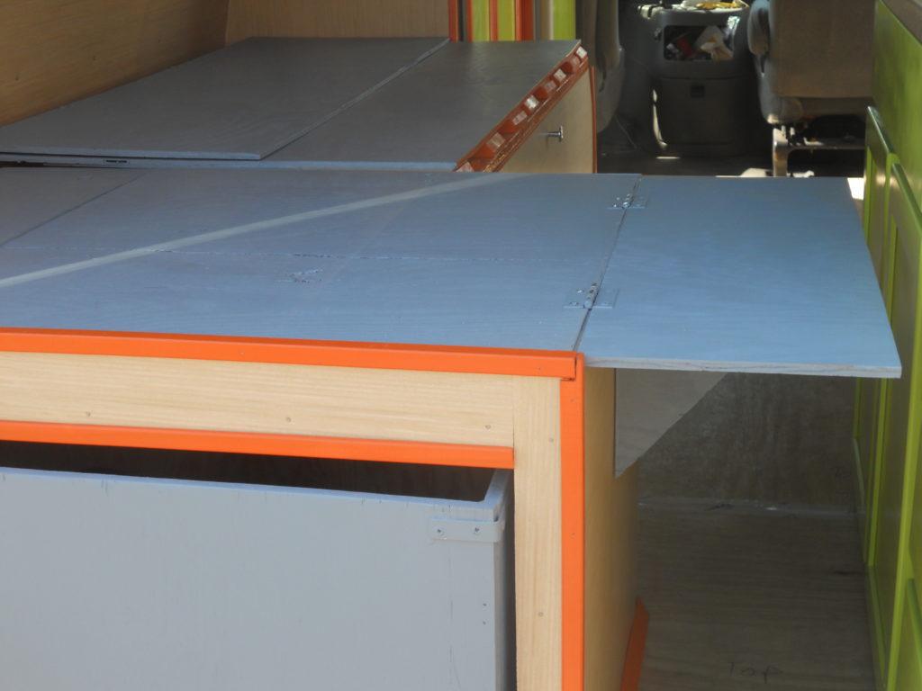 VanLife Expanding Bed