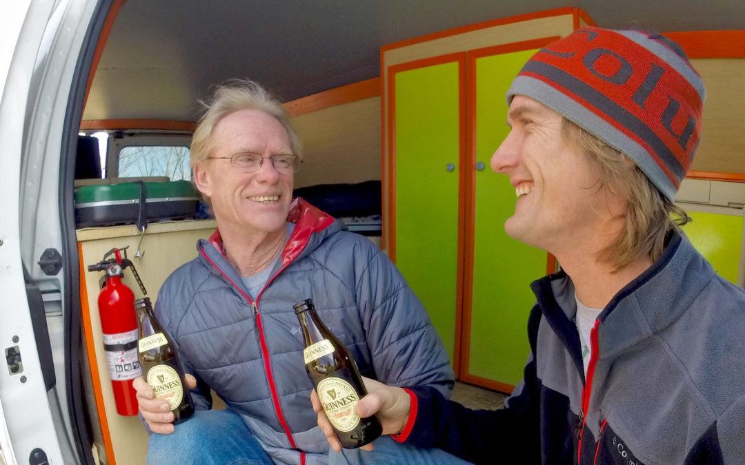 Take a Virtual Tour of my Custom Campervan – #VanLife