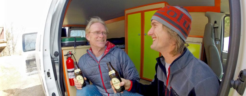 VanLife Tour of the Van