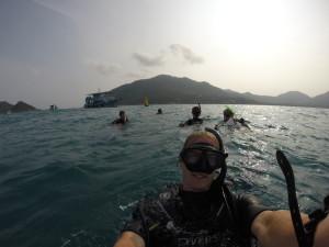 Scuba Diving Koh Tao Thailand