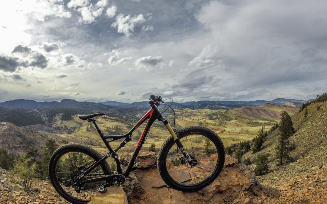 2016 Specialized Stumpjumper FSR Comp 6Fattie – Initial Thoughts